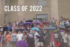 Class of 2022 First-Year Sing