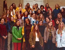 Women at Kenyon