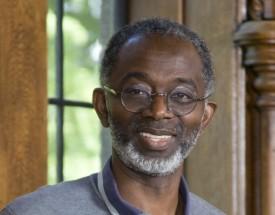 Professor of Religious Studies Ennis Edmonds