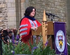 Associate Provost Ivonne Garcia