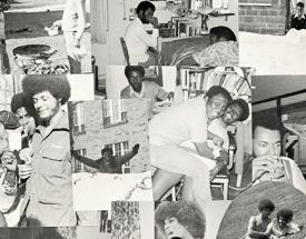 Black students at Kenyon