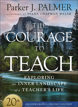 Courage to Teach cover
